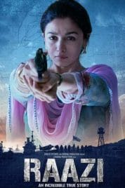 Raazi Full Hd izle