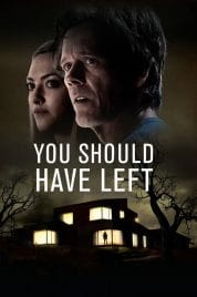 You Should Have Left (2020) Tek Part HD İzle