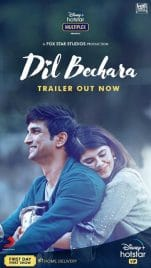 Dil Bechara Filmi Full HD izle