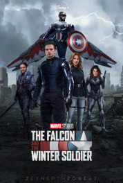 The Falcon and the Winter Soldier 1. Sezon Full Hd izle